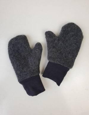 Walk-Handschuhe dunkelgrau