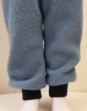 Walkhose blau