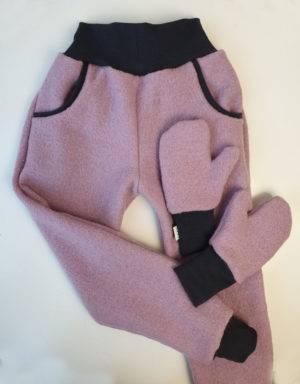 Walkhose rosa