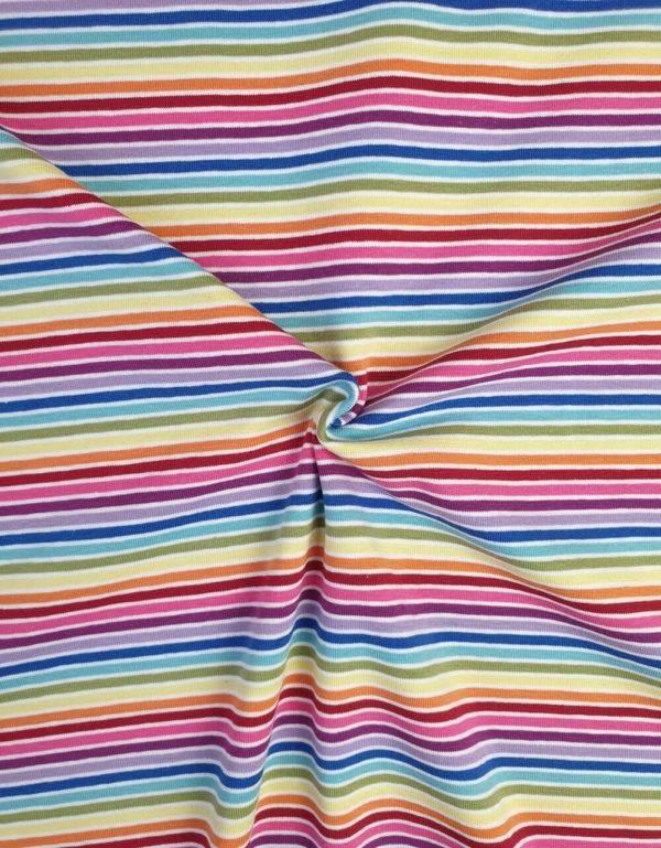 Jersey Regenbogen-Streifen