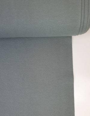 Bündchen grün-grau