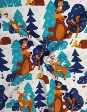 Jersey Bär im Wald