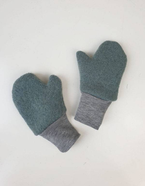 Walk-Handschuhe mintgrün