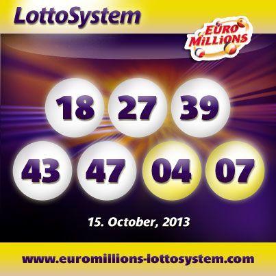 EuroMillions oktoberforbandelse er brudt af en heldig vinder af €50 / £42 millioner