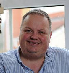 Andy Carter Vinder-rådgiver for det Nationale Lotteri