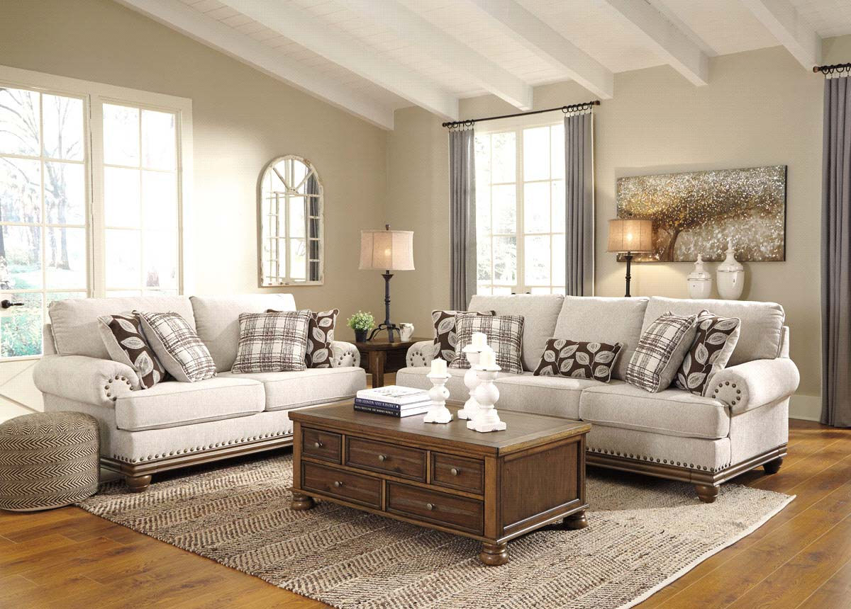 HARLESON SOFA SET