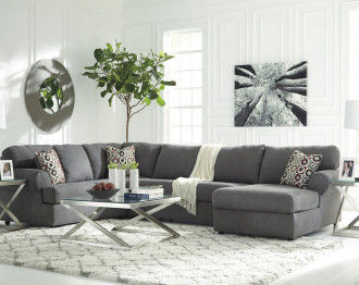 JAYCEON SECTIONAL SOFA WITH CHAISE