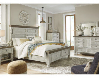 HAVALANCE Bedroom Set King Size