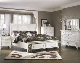 Bedroom Set King Size (193*203CM)
