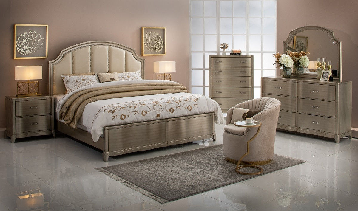 Shelford Bedroom Set King Size