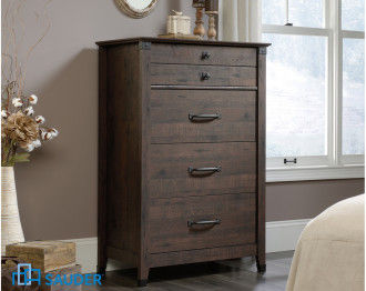 CARSON FORGE CHEST OF DRAWERS