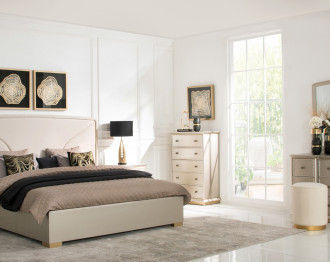 BORENA BEDROOM SET KING SIZE (193*203 CM)