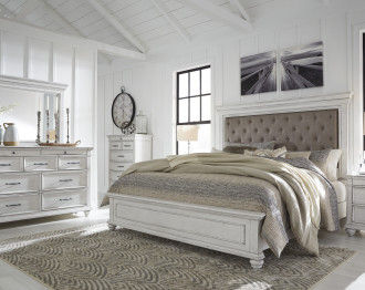 KANWYN BEDROOM SET KING SIZE