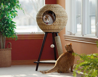 SPHERE CAT TOWER