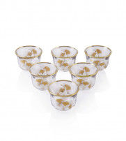 BELGROVIA GAVA CUP SET OF 6