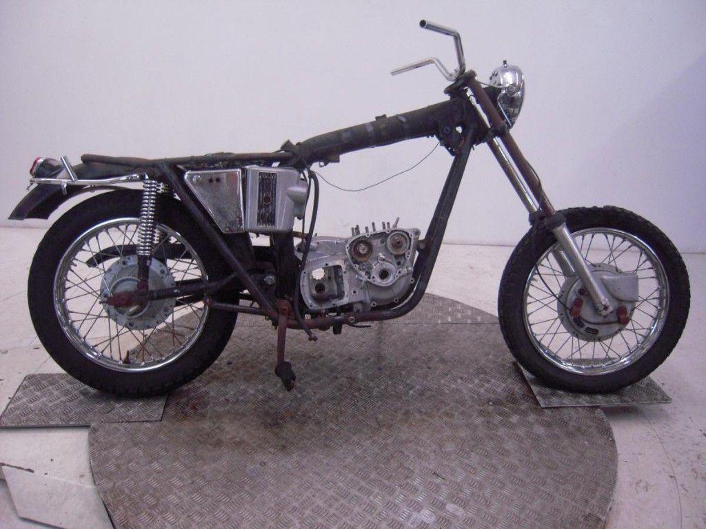 1972 Triumph T120V 650 Bonneville