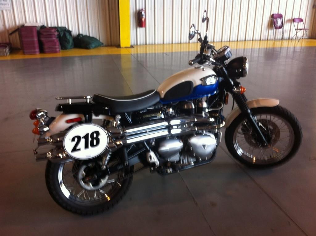 2006 Triumph Bonneville 900cc