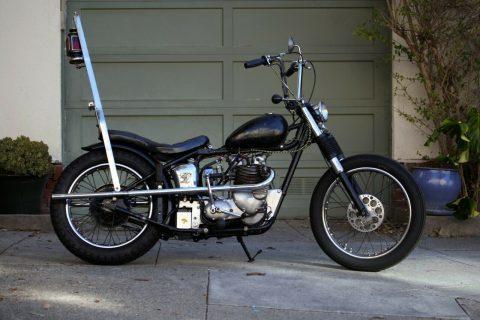 1966 Triumph T100C Chopper for sale
