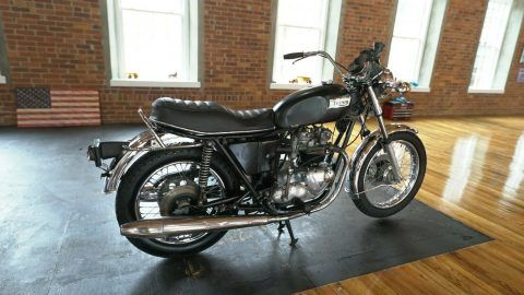 1977 Triumph Bonneville T140V Silver Jubilee 1 of 1000 Limited Edition for sale