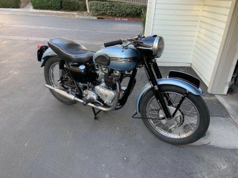 1955 Triumph Tiger T110 for sale