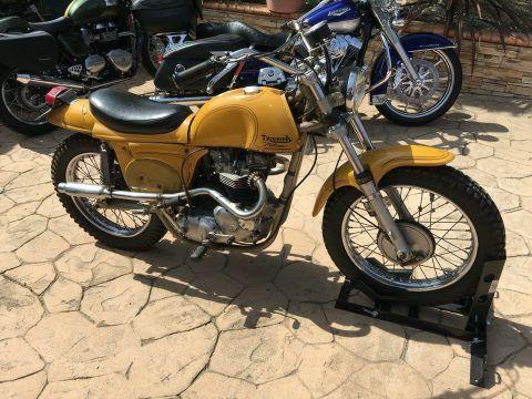 1967 Triumph TR6C Competition Metisse Completely Original VERY RARE Mcqueen Baja for sale