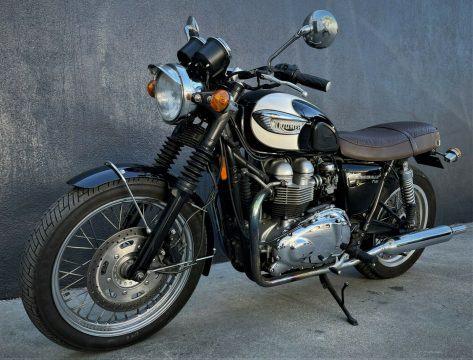 2004 Triumph Bonneville T100 for sale