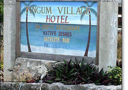 Welcome to Tingum Village Hotel