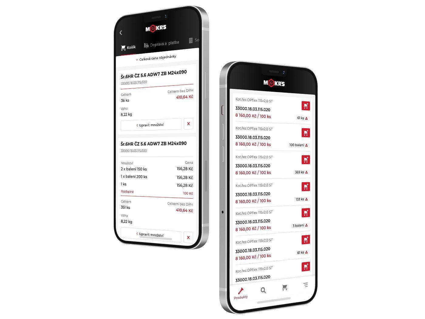 Multiplatformní mobilní aplikace