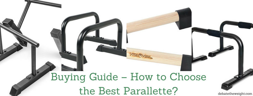 How to Choose the Best Parallette