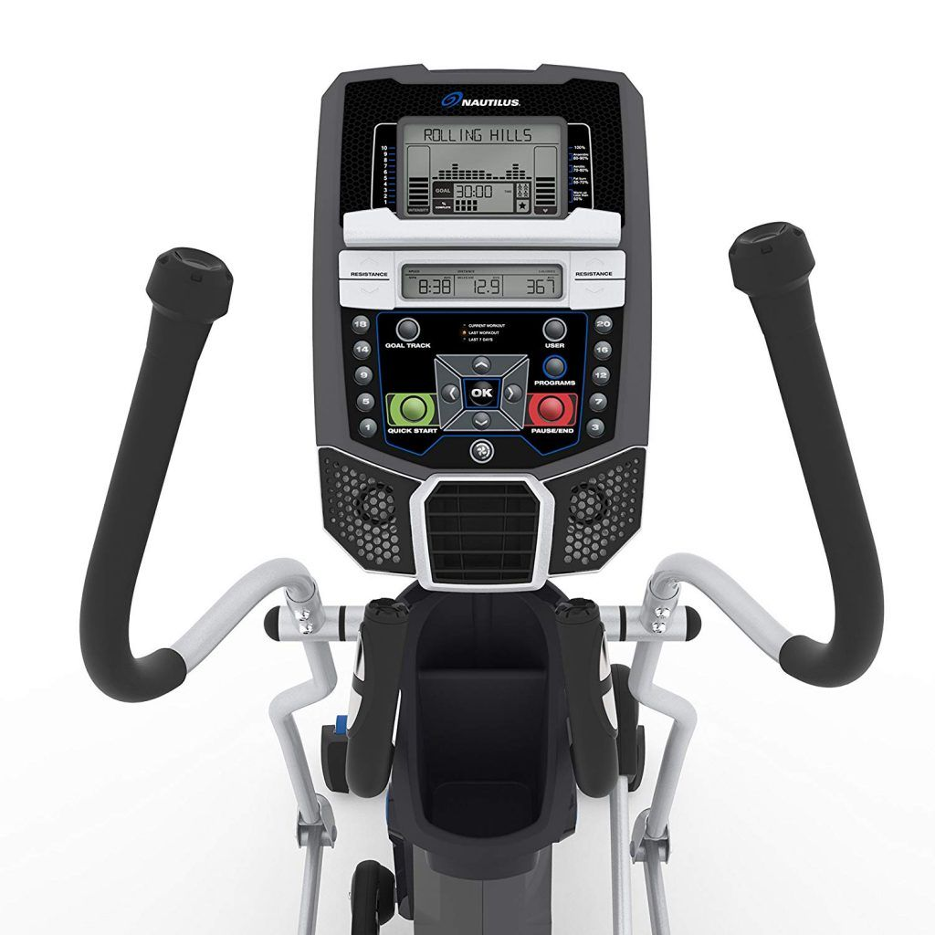 Nautilus E614 Elliptical Trainer Review