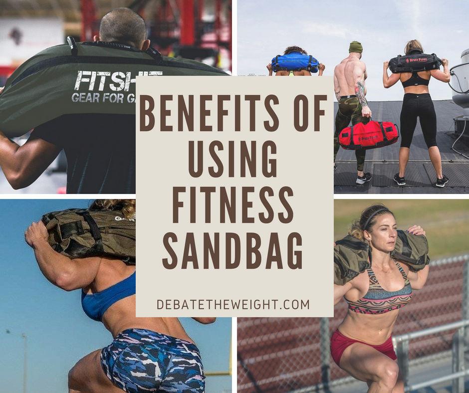 Benefits of using Fitness Sandbag