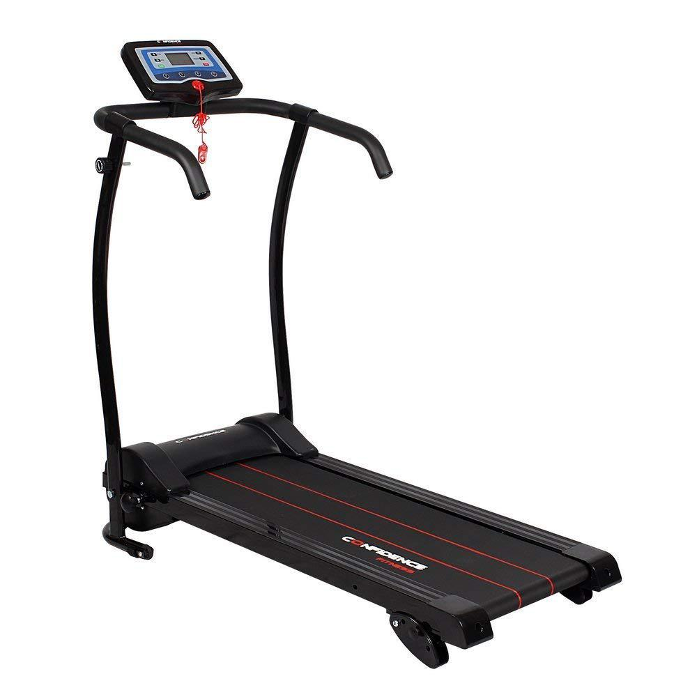 Confidence Fitness Confidence Power Trac Treadmill Review