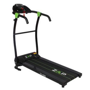ZAAP TX1000 735W Pro Motorized Electric Treadmill Review