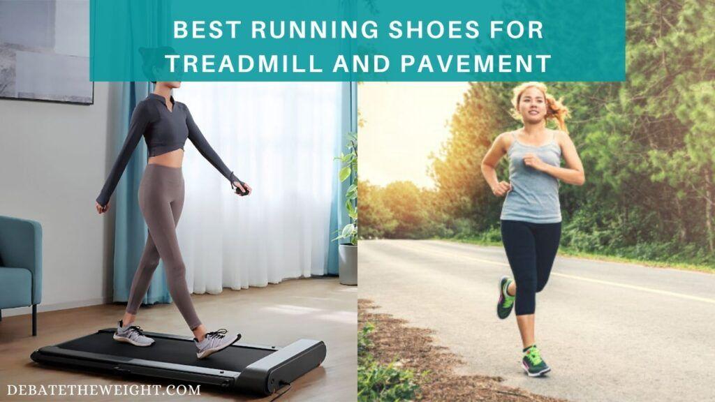 best women's treadmill running shoes