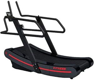 Gard Curved Mechanical Treadmill Commercial Grade