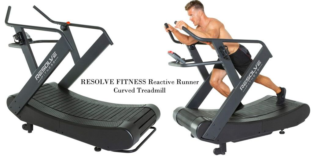RESOLVE FITNESS Reactive Runner