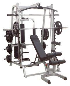 4. Body-Solid Series 7 Smith Machine