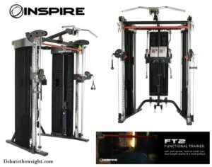 Inspire Fitness FT2 Functional Trainer & Smith Station