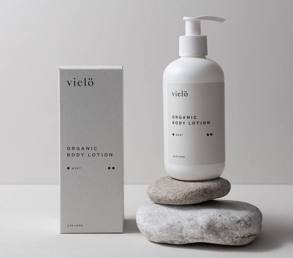 vielö - organic body lotion