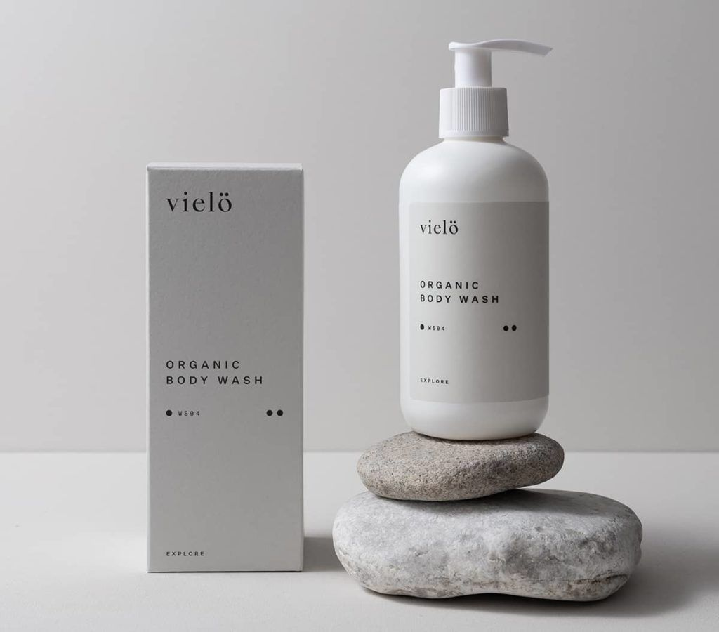 vielö - organic body wash b