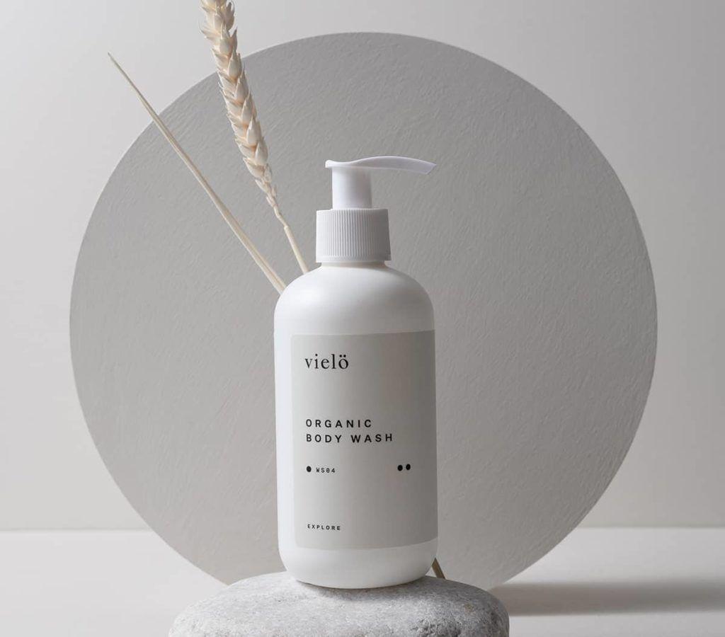 vielö - organic body wash c