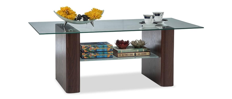 Grove Glass Coffee Table