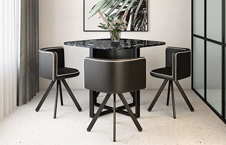 4 Seater Dining Room Sets, Dining Room Sets For 4