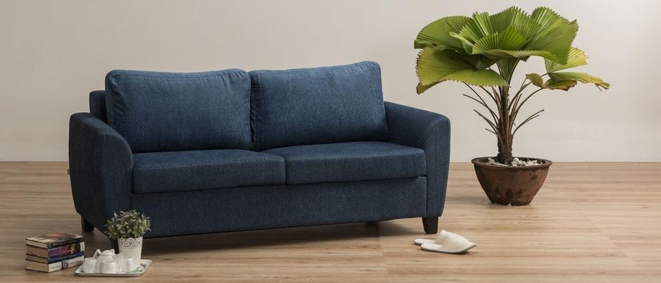 Curtis Fabric Sofa Cum Bed