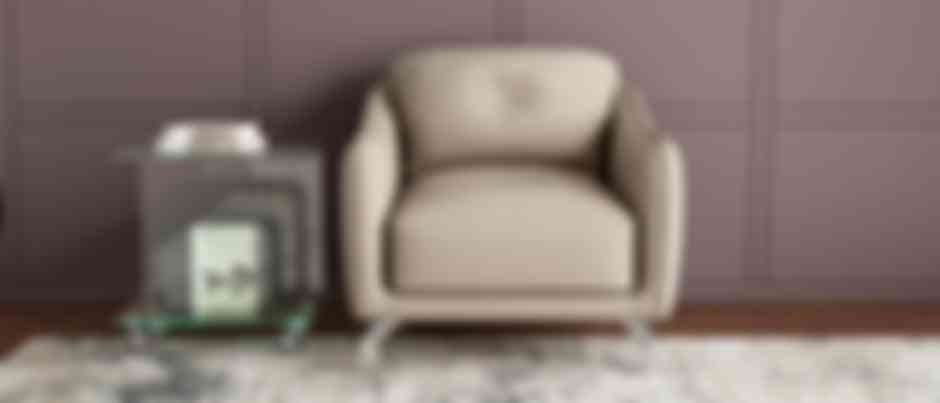 skyler brown leather Sofa beauty of the living room