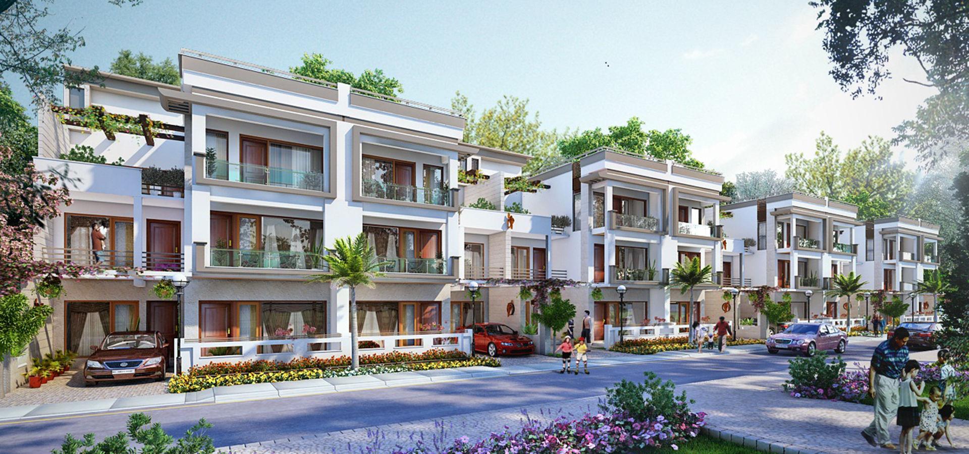 Housing at Jhansi
