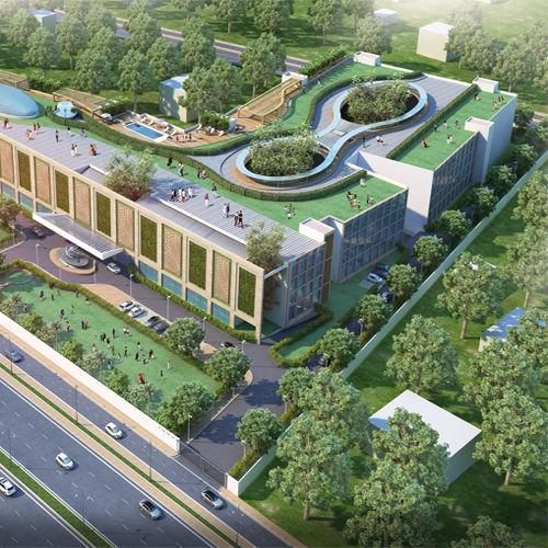 Hotel At Aerocity Delhi