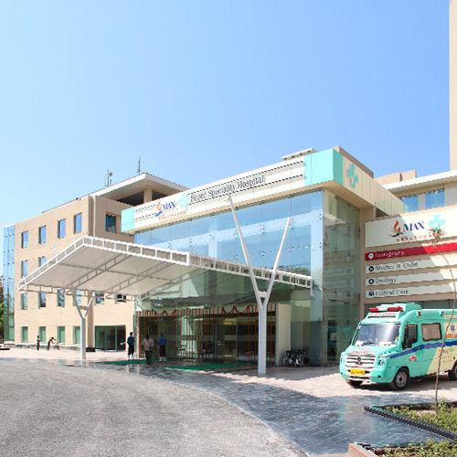Max Hospital, Dehradun