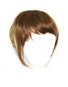 Frange à Cliper Cheveux Naturels