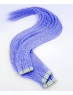 Tape Extensions Crazy Haarfarbe Wahl